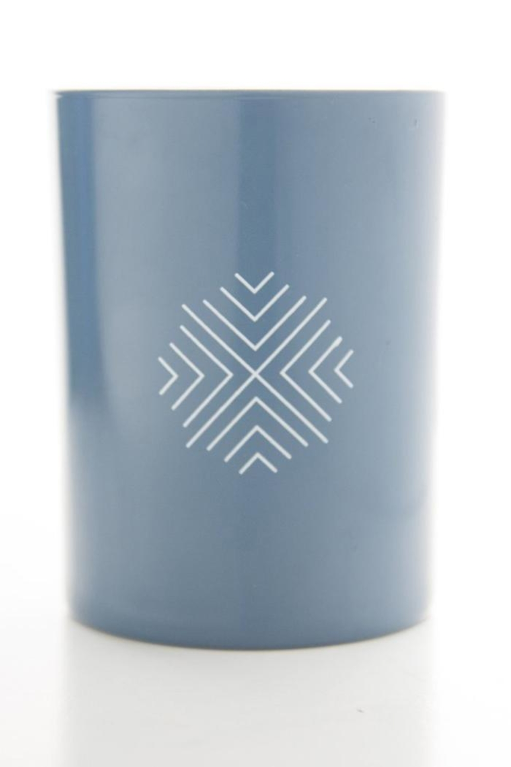 Ethics Supply Co. Organic Coconut-Wax Candle - Back Cropped Image