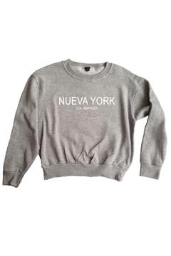 Ethnology Nueva York Napolés Sweatshirt - Alternate List Image