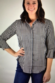 Ethyl Bell Sleeve Blouse - Front cropped