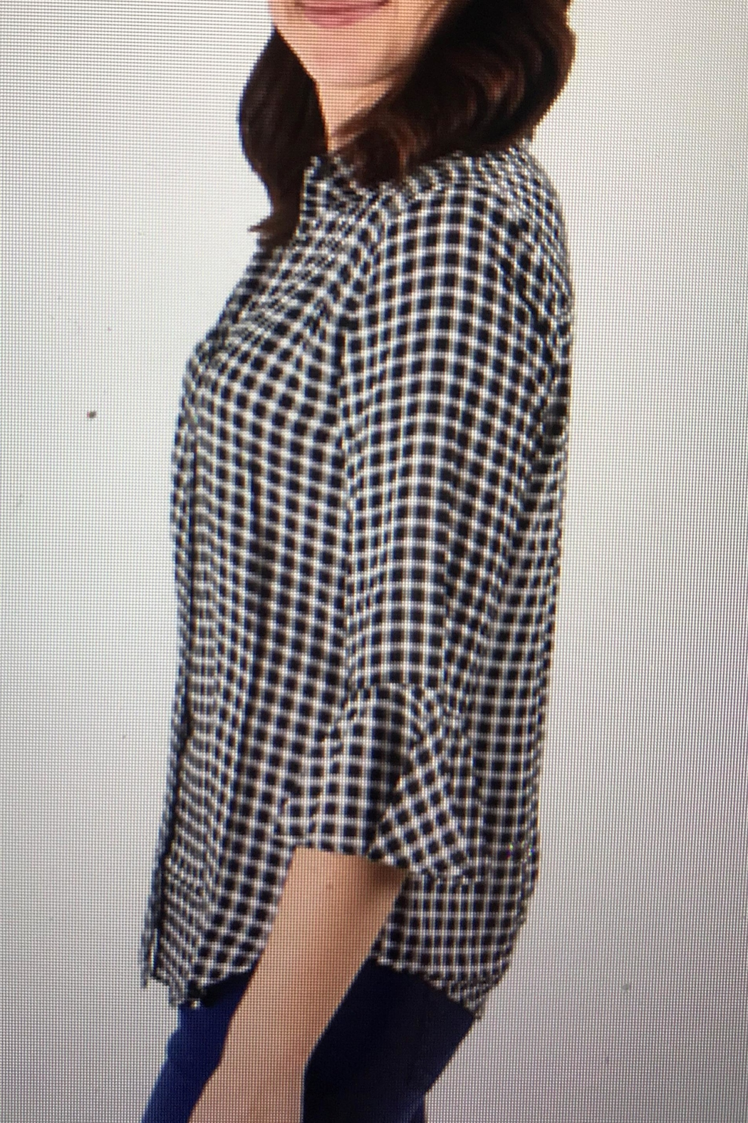 Ethyl Bell Sleeve Blouse - Side Cropped Image