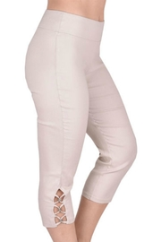 Ethyl Capri Pants - Product Mini Image