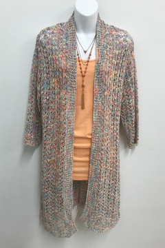 Ethyl Confetti Knit Cardigan - Product List Image