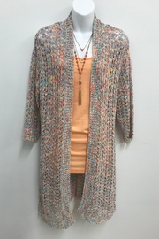 Ethyl Confetti Knit Cardigan - Product Mini Image