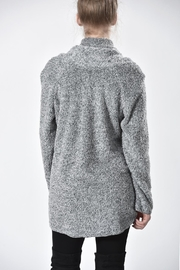 Ethyl Furry Cowl Sweater - Side cropped