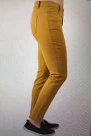 Ethyl Mustard Skinny Jeans - Product Mini Image