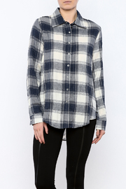Ethyl Plaid Shirt - Product Mini Image