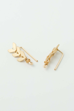 Sarah Briggs ETIENNE CRAWLER EARRINGS - Product List Image