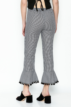 etophe Gingham Pants - Alternate List Image