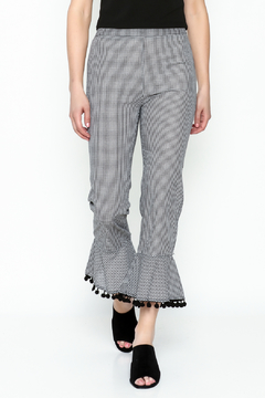 etophe Gingham Pants - Product List Image