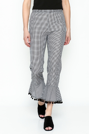 etophe Gingham Pants - Product Mini Image