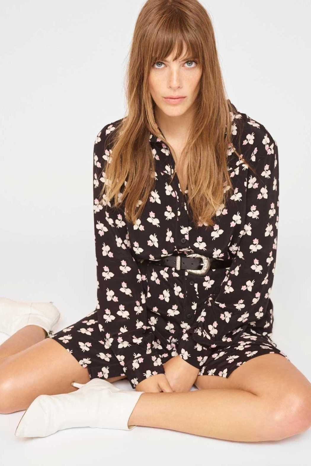 Sanctuary Etta Shirt Dress - Main Image