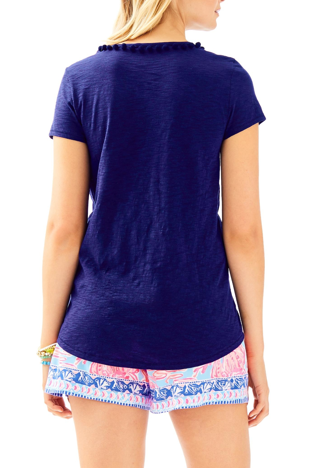 Lilly Pulitzer Etta Top - Front Full Image
