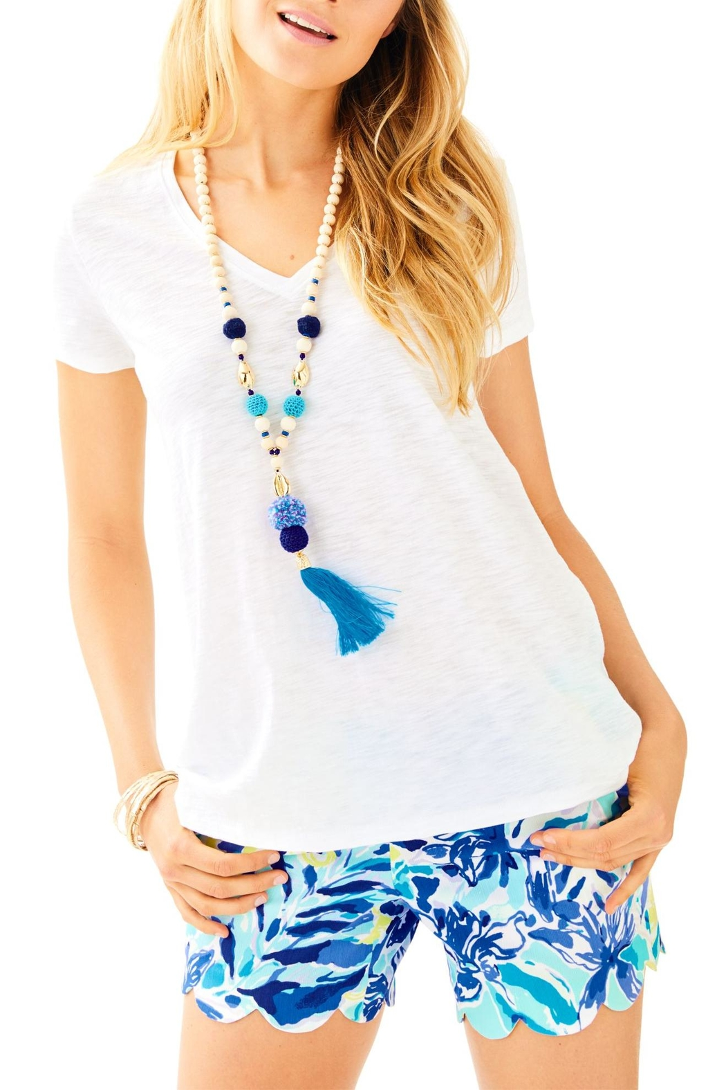 7417afd0a5bcab Lilly Pulitzer Etta Top from Sandestin Golf and Beach Resort by ...