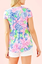 Lilly Pulitzer Etta Top - Front full body