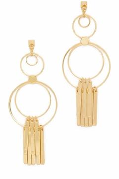 Shoptiques Product: Shaking Stirred Earrings