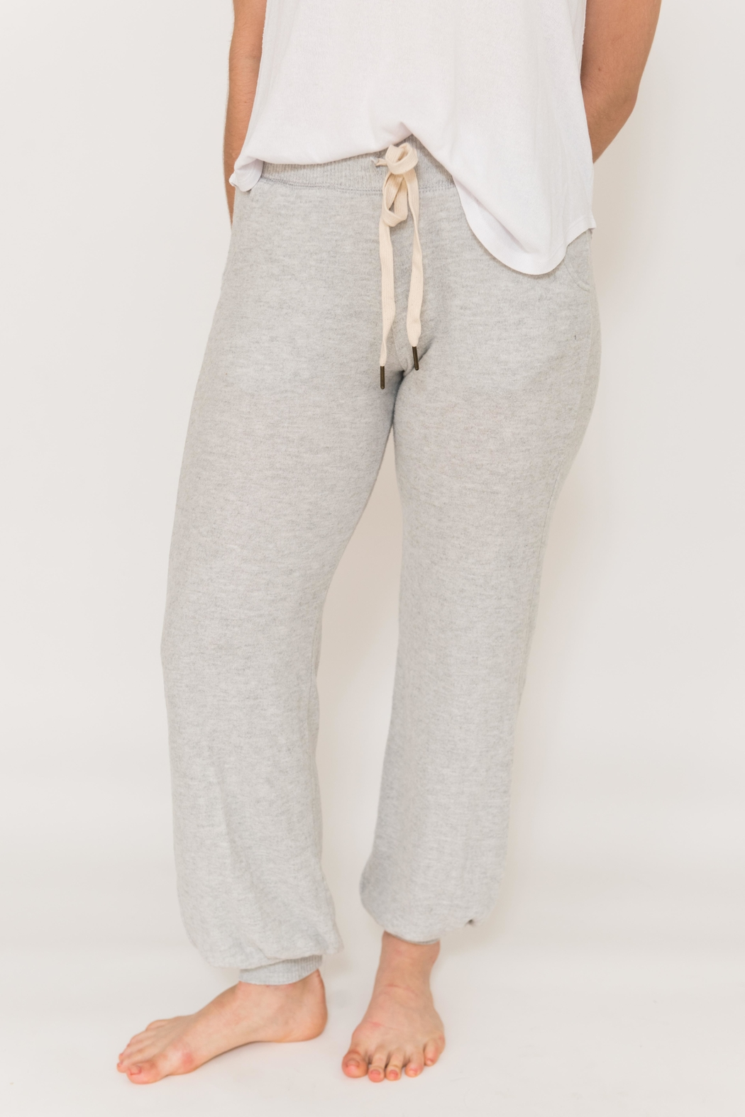 Project Social T Etty Lounge Pant - Side Cropped Image
