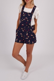 Pink Poodle Boutique Etza Mermaid Playsuit - Front cropped