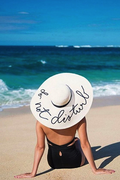 Shoptiques Product: Shade Sun Hat
