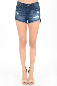 Shoptiques Product: Cleo Distressed Shorts