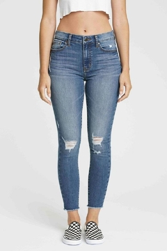 Eunina High Rise Jeans - Product List Image