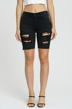 Eunina Kailey Distressed High-Rise - Product List Image