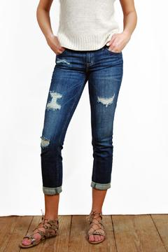 Eunina Low-Rise Skinny Jeans - Product List Image