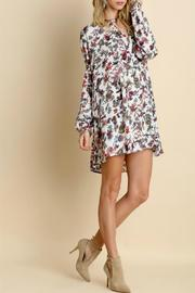 Eunishop Floral Dress - Product Mini Image
