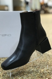 Eureka Leather Block Heel Boot - Front cropped