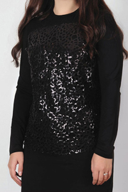 Euro Sequin Front Top - Product Mini Image