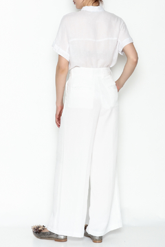 European Collection Cuffed Trousers - Alternate List Image