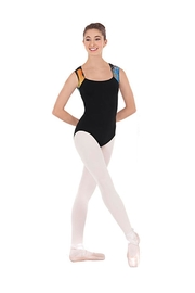 Eurotard Monet Openback Leotard - Product Mini Image