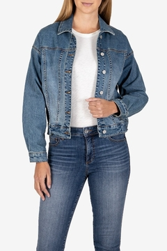 Kut from the Cloth EVA JACKET - Product List Image