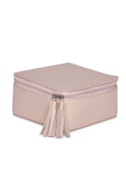 The Birds Nest EVA TRAVEL JEWELRY BOX - PINK - Product Mini Image