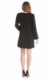 Karen Kane Eva Tulip Sleeve Dress - Product Mini Image