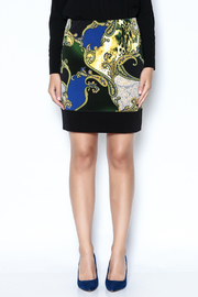 Eva Varro Paisley Print Skirt - Other