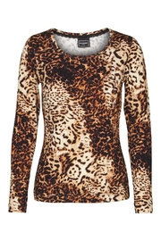 Eva & Claudi Essential Print Longsleeve - Product Mini Image