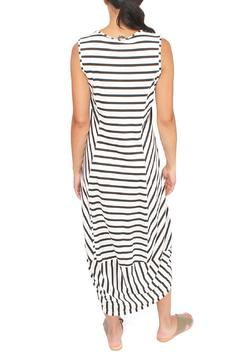 Shoptiques Product: Striped Jersey Dress