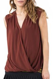 Eva Varro Fold-Back Front Top - Product Mini Image