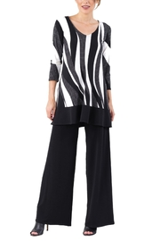 Eva Varro Swing Tunic Top - Front cropped
