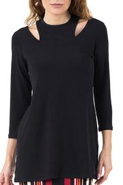 Eva Varro Two Necklines Tunic - Front full body