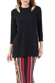Eva Varro Two Necklines Tunic - Front cropped