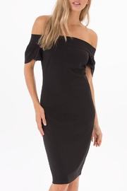 Black Swan Evalyn Black Dress - Product Mini Image