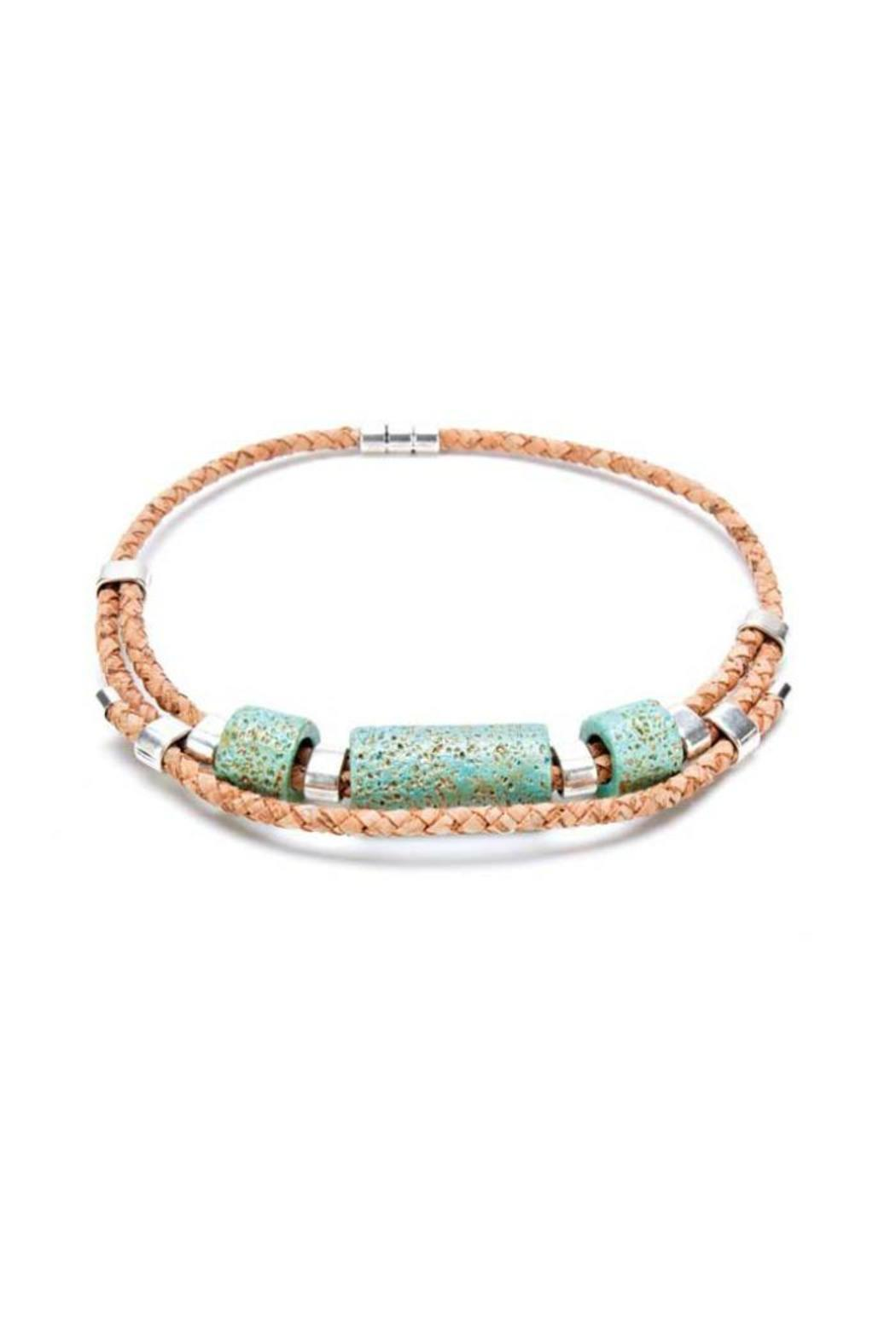 Eve  Maia Brown Necklace - Main Image