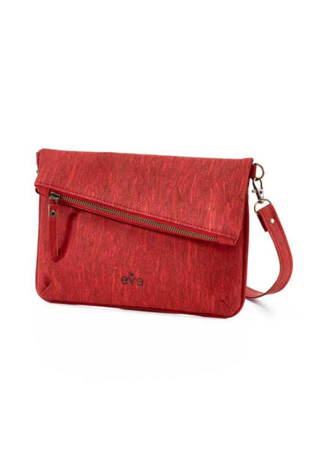 Eve  Suez Messenger Purse - Main Image