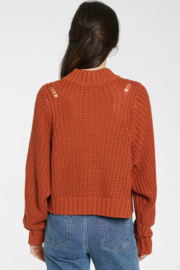DRA Clothing Eve Sweater - Back cropped