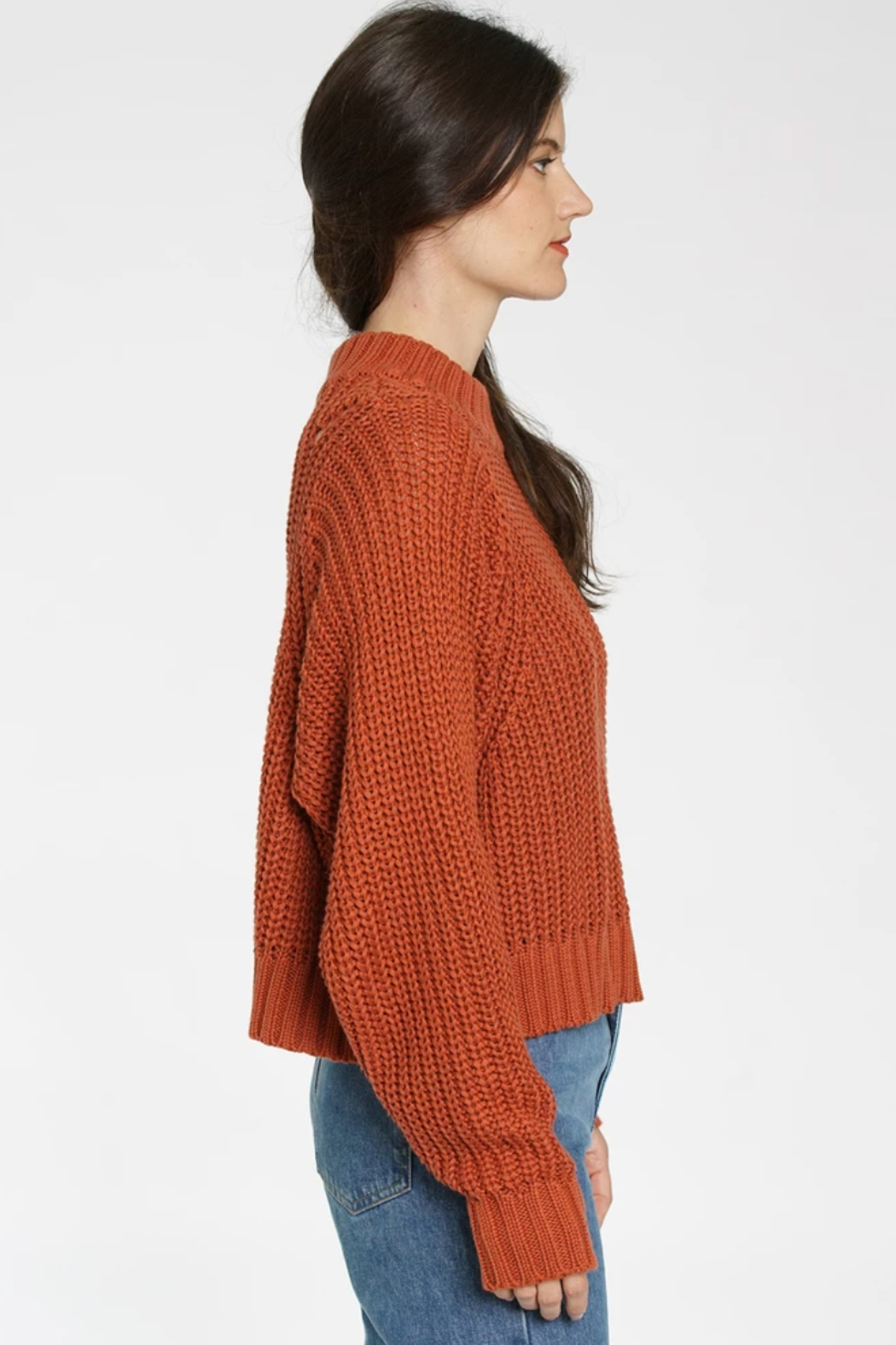 DRA Clothing Eve Sweater - Side Cropped Image