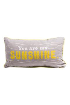 Shoptiques Product: My Sunshine Cushion