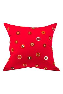 Eve & Nico Beaded Cushion Cover - Alternate List Image