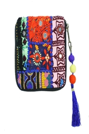 Eve & Nico Kutch Square Pouch - Product Mini Image