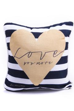 Eve & Nico Love Throw Pillow - Product List Image